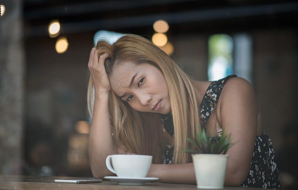 10 semne surprinzatoare de depresie