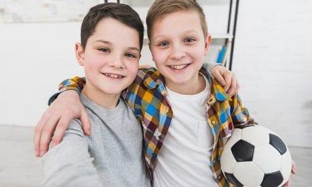 Sporturile de echipa reduc riscul depresiei la copii