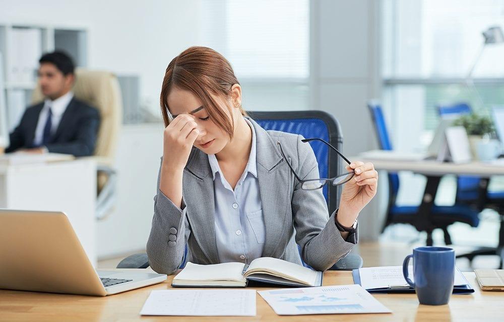 Stresul afecteaza serios functionarea creierului