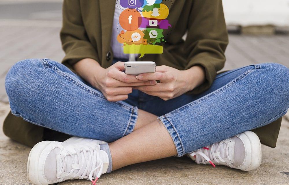 Social Media va afecteaza sanatatea mintala